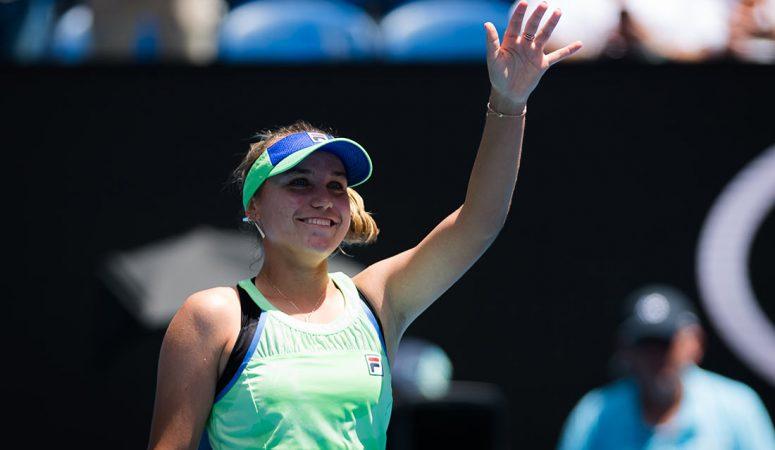 AUS Open. Софья Кенин не пускает Барти в финал домашнего Шлема
