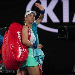 Леся Цуренко снимается с US Open