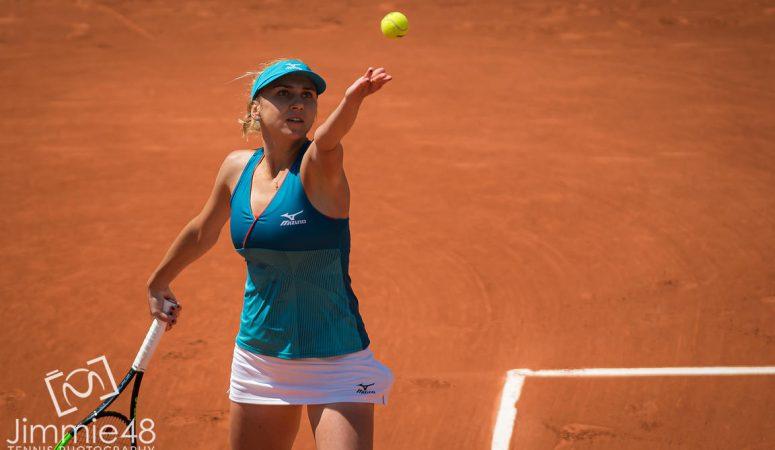 Людмила Киченок — в парном полуфинале Премьера в Брисбене