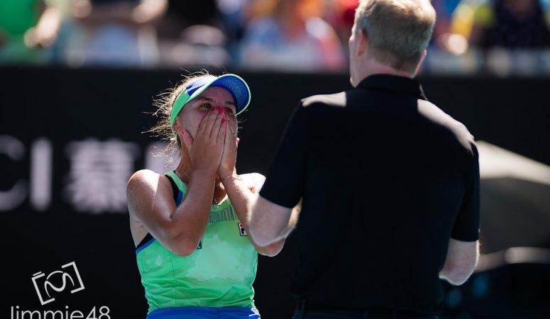 IBK Tennis Consulting  и Superior Fit представляют: Глаз Алмаз. Australian Open 2020. Лиссн, дорогая, ю ар нау в финале!