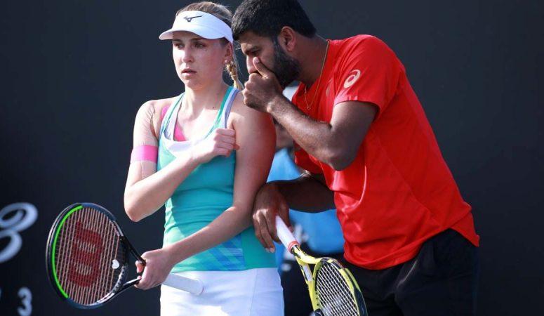AUS Open. Киченок и Бопанна выходят в четвертьфинал в миксте