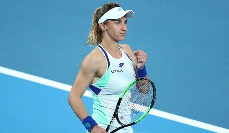 Леся Цуренко уверенно выходит в финал турнира в Каире