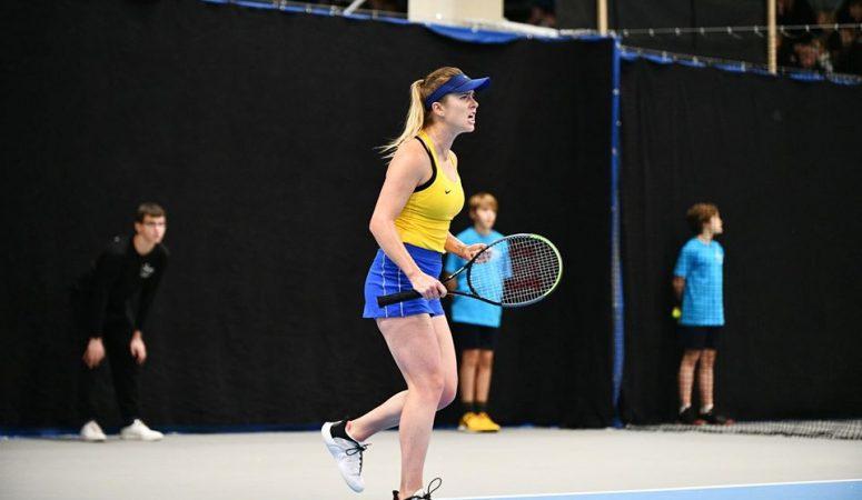 Элина Свитолина: Удалось себя пересилить и победить благодаря болельщикам