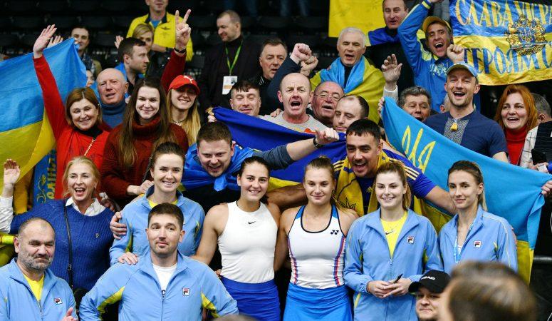 Кубок Федерации. Костюк и Ястремская громят соперниц и выводят Украину в плэй-офф