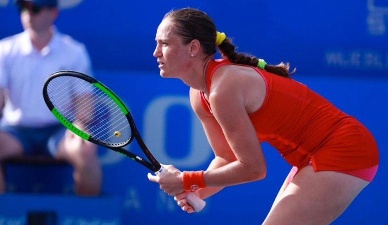 Катерина Бондаренко сыграет в основной сетке на турнире в Ирапуато
