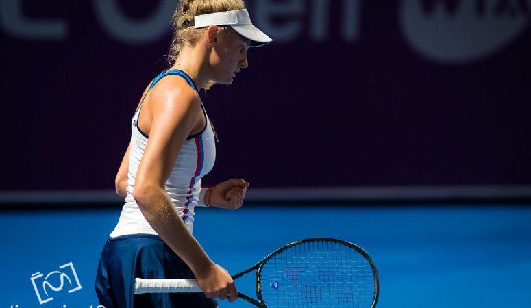 Доха. Даяна Ястремская обыгрывает действующую чемпионку AUS Open