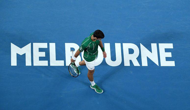 AUS Open-2021 может пройти без зрителей и с карантином для игроков