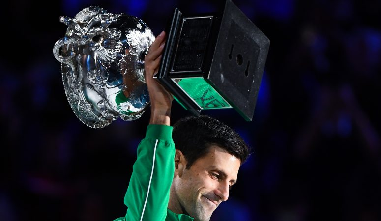 AUS Open. Джокович в напряженном борьбе выигрывает 17-й  титул на Мейджорах