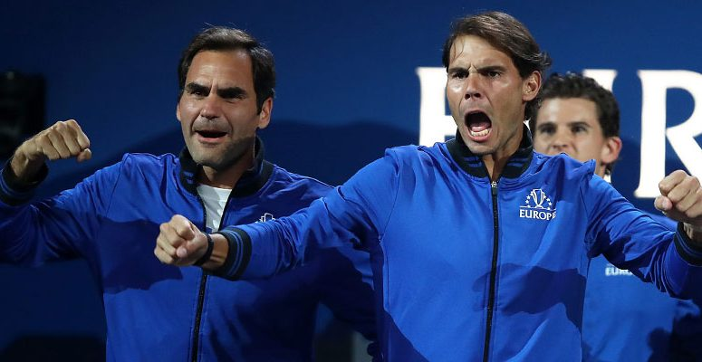 Билеты на матч Надаля и Федерера в Кейптауне перепродают на черном рынке