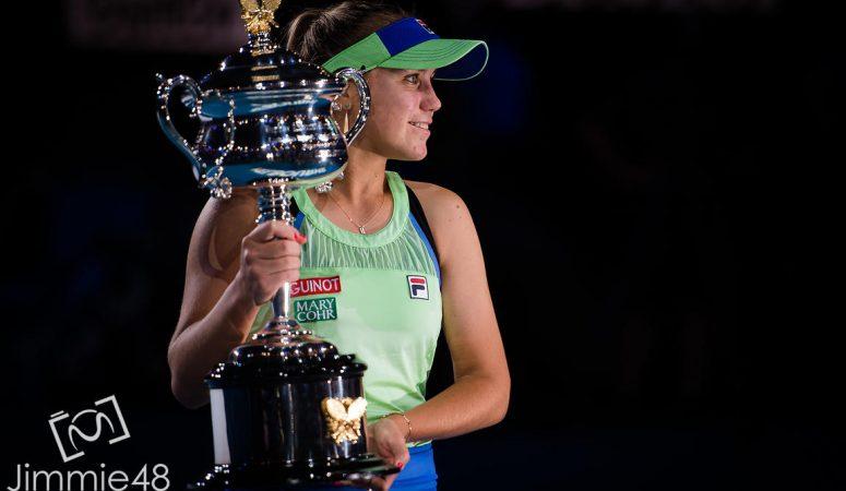 AUS Open. Видеобзор женского финала Кенин — Мугуруса