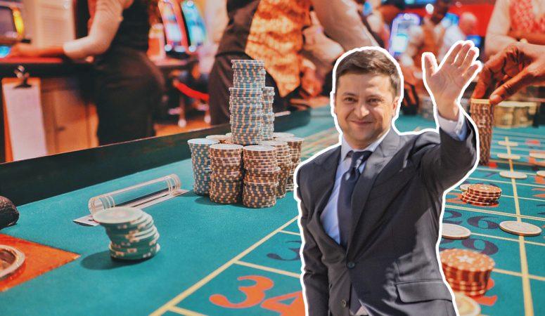 Как обстоят дела в сфере легализации игровых автоматов на деньги в Украине и Приморье?