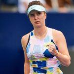 Элина Свитолина: Важно быть сфокусированной на своей игре