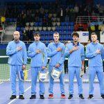 Матч Кубка Дэвиса Украина – Израиль пройдет под Киевом без зрителей