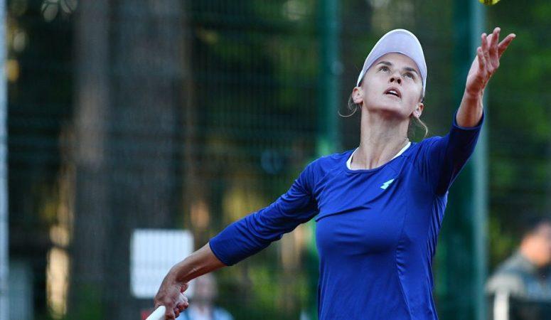 Леся Цуренко: Дуже хочеться пограти турніри, щоб повернути свої позиції. Видео