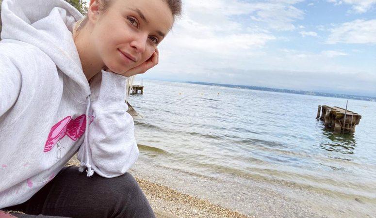Элина Свитолина: Стараюсь сохранить украинский менталитет