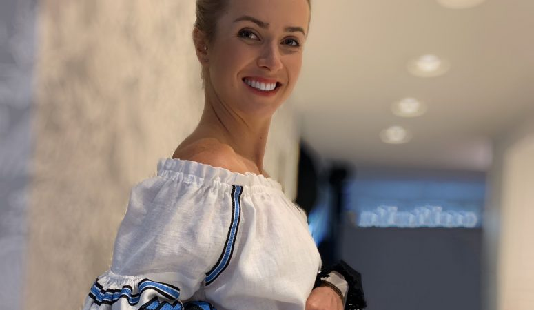 Свитолина и Стаховский поздравили украинцев с днем вышиванки