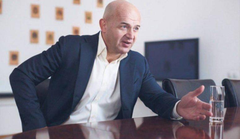 Игорь Кононенко: Сегодня в Украине спортивное меценатство – скорее исключение из правила, чем массовое явление