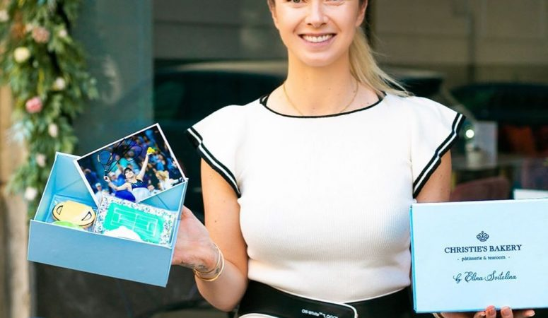 Элина Свитолина выпустила наборы благотворительного печения