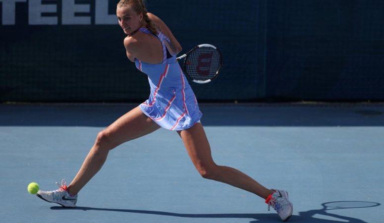 Квитова и Хаас также сыграют на выставочном турнире в Берлине с участием Свитолиной
