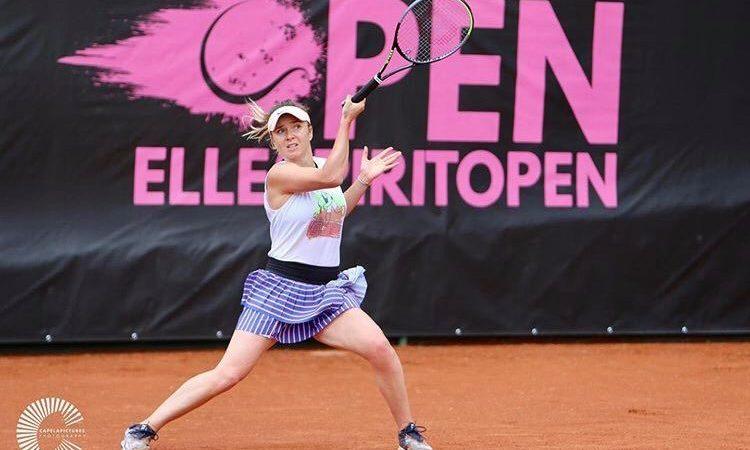 Elle Spirit Open. В первый день турнира Свитолина выиграла 1 матч из 2