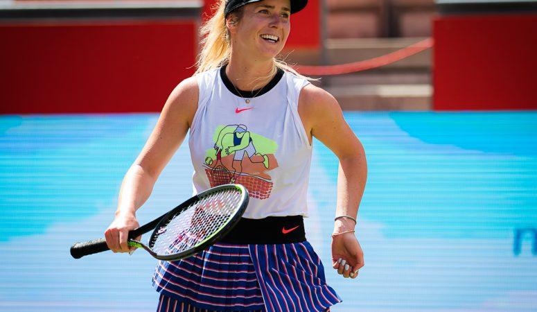 Элина Свитолина заявилась на турнир WTA в Страсбурге