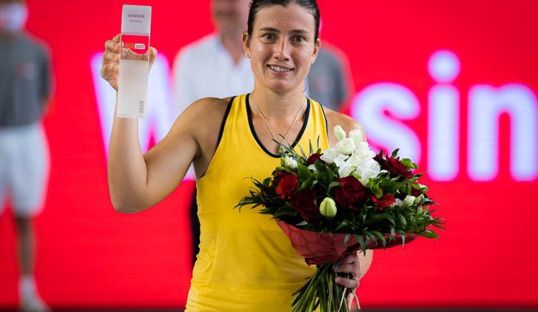 Севастова выиграла титул на втором этапе bett1 Aces, Петкович стала третьей