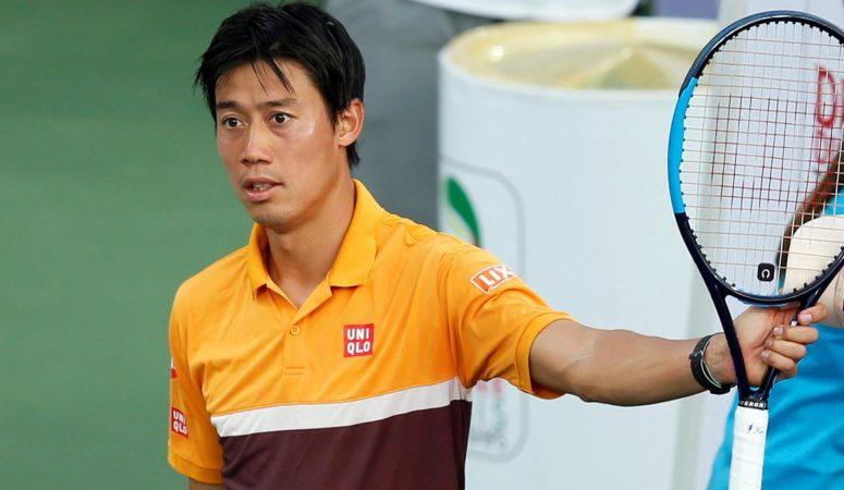 Кеи Нисикори вылечился от коронавируса, но все же снялся с US Open