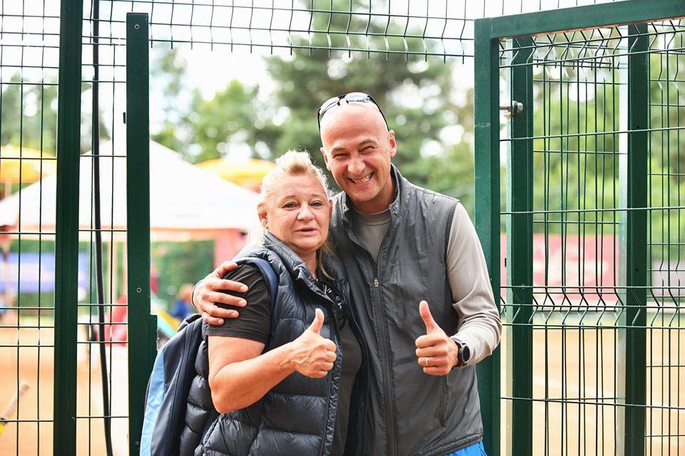 Лариса Савченко и Андрей Медведев
