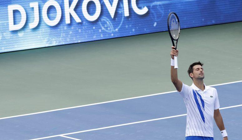 Новак Джокович: Не знаю, как я выиграл