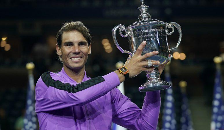 Прошлогодний чемпион US Open Рафа Надаль не поедет в этом году в Нью-Йорк