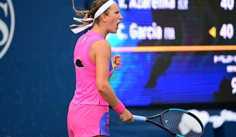 Виктория Азаренко впервые с апреля 2019 выходит в финал турнира WTA