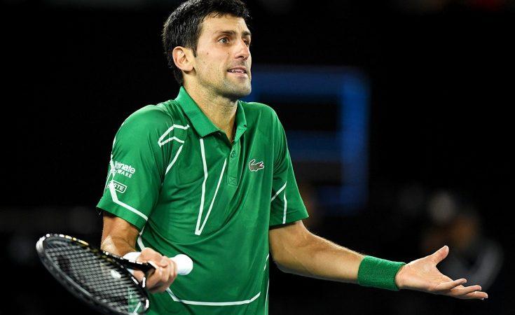 Джокович может пропустить US Open: стала известная причина