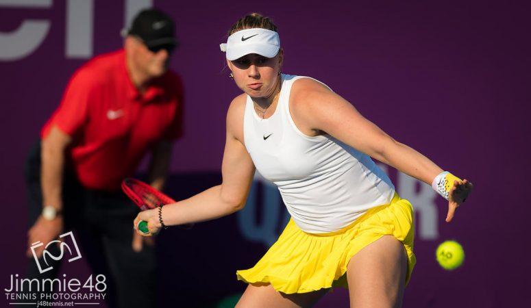 Лопатецкая все же сыграет в основной сетке турнира ITF в Праге