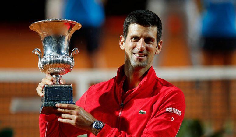 Новак Джокович выиграл свой 36-й титул на Мастерсах