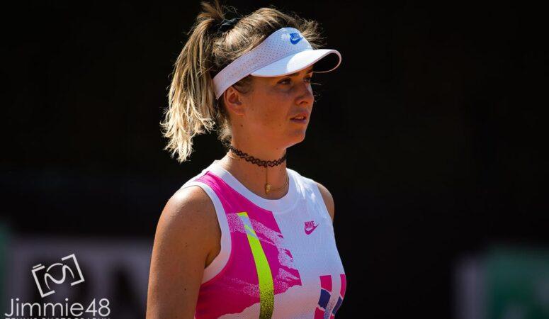 Элина Свитолина: Было здорово завершить матч в 2 сетах