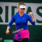 Ролан Гаррос. Элина Свитолина впервые с 2017 года сыграет в 4-м круге