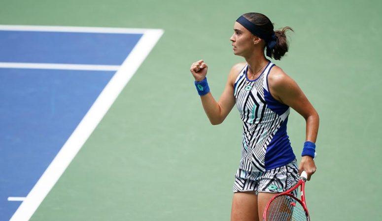 Ангелина Калинина сыграет на крупном турнире ITF в Сен-Мало