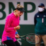 Катарина Завацкая: Не так бы я хотела закончить матч, но довольна своим уровнем игры сегодня