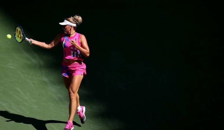 IBK Tennis Consulting и Superior Fit представляют: Глаз Алмаз. US Open 2020. Под экватором. Учитель психологии – к доске!