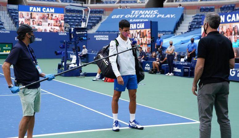 IBK Tennis Consulting и Superior Fit представляют: Глаз Алмаз. US Open 2020. Цена безрассудства.