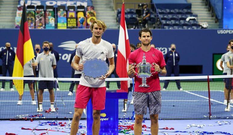 IBK Tennis Consulting и Superior Fit представляют: Глаз Алмаз. US Open 2020. …и все остальные.
