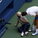 Фанаты Джоковича устроили судье, которую он ударил мячом, травлю в инстаграм