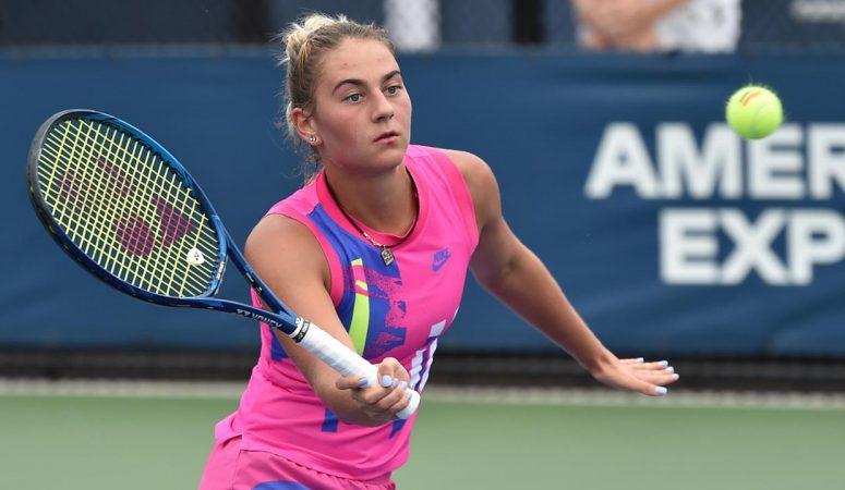 US Open. Марта Костюк выходит в третий раунд
