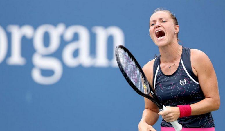 US Open. Катерина Бондаренко уступает 8-й сеяной