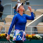 Элина Свитолина в третий раз сыграет в четвертьфинале Ролан Гаррос