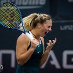 Марта Костюк не смогла пройти в полуфинал турнира ITF в Италии