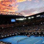 AUS Open начнется 8 февраля и пройдет при заполненных трибунах