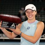 Ига Свентек выиграла свой первый титул WTA не на Шлеме