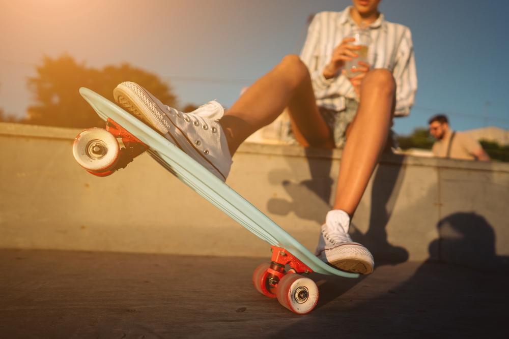 Лонгборд или скейтборд