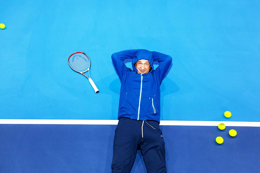 Тренера Киева Теннис большой